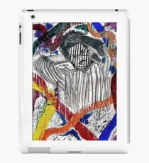 Society and Self Destruction  iPad Case/Skin