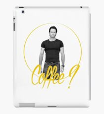 Luke Danes - Gilmore Girls iPad Case/Skin