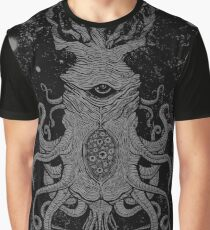 The Key And The Gate Graphic T-Shirt