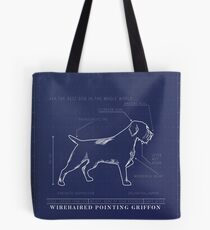 BLUEPRINT GRIFF Tote Bag