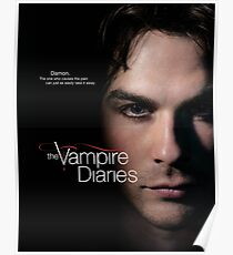 Damon Salvatore quotes  Poster