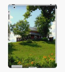 A Real Homestead.............. with an out house.. iPad Case/Skin