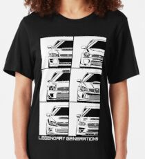 Impreza Generations Slim Fit T-Shirt