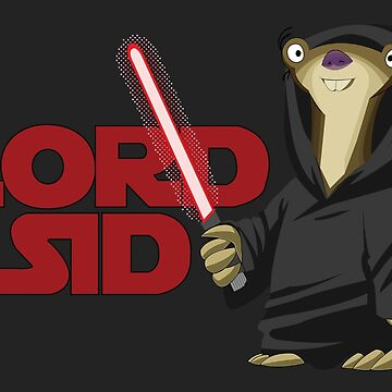 Ice Age SID - the New Sith Lord Star Wars by nathdesign