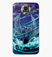 "Lugia ""Lord of the Sea"" Pokémon Silver and Gold Case/Skin for Samsung Galaxy"