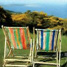 Deck Chairs by RobynLee