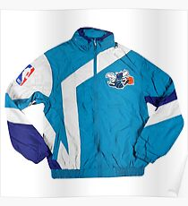 Hornets Windbreaker Jacket Poster
