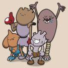 Little Asskickers by Aniforce