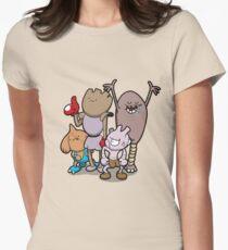 Little Asskickers Women's Fitted T-Shirt