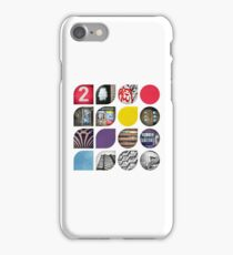Cold Comfort Collage — The Streets iPhone Case/Skin