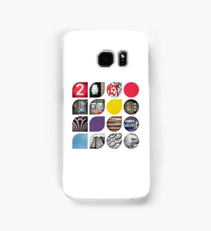 Cold Comfort Collage — The Streets Samsung Galaxy Case/Skin