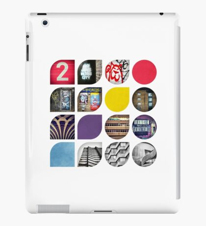 Cold Comfort Collage — The Streets iPad Case/Skin