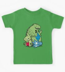 Terrific Tyrannic Dinosaurs Kids Tee
