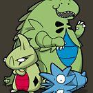 Terrific Tyrannic Dinosaurs by Aniforce