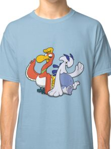 Gaurdian of the Sky and Sea Classic T-Shirt