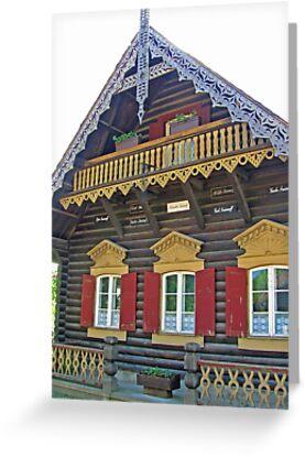 Russian Colony Alexandrowka in Potsdam by renprovo