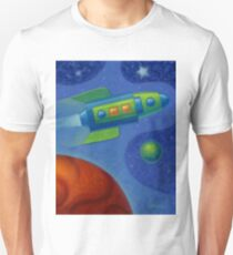 Space Oddity 2016 Unisex T-Shirt