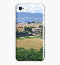 Bagni Vignoni Countryside iPhone Case/Skin