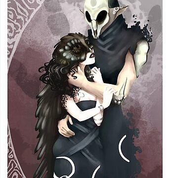 The owl and the Night by Lysaena