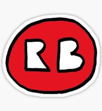 LOGO REDBUBBLE Sticker