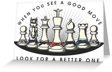 Martial arts chess pieces greeting cards by fortunecookiets redbubble martial arts chess pieces by fortunecookiets m4hsunfo