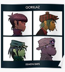 demon days Poster