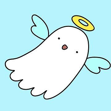 Angel Ghost by SaradaBoru