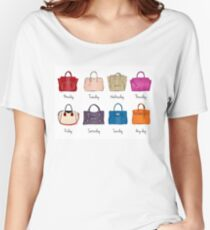 Stylish Handbag Week Women's Relaxed Fit T-Shirt