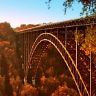 New River Gorge Bridge by Chanel70