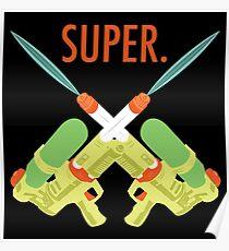 SUPER.  Poster