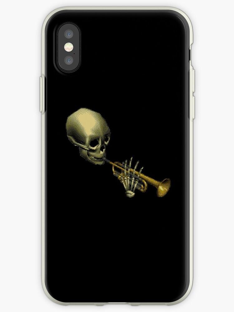 coque iphone 5 trompette