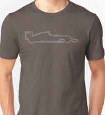 The F1 Track Unisex T-Shirt