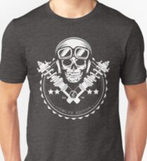 Lowered skull life Unisex T-Shirt