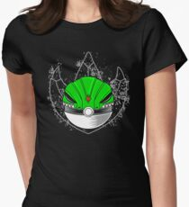 Dragonzord I Choose you! Womens Fitted T-Shirt