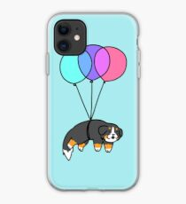 Ballon Berner Sennenhund iPhone-Hülle & Cover