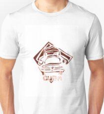 Cuban Cars No.1  Unisex T-Shirt
