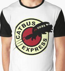 Nekobasu Express Graphic T-Shirt