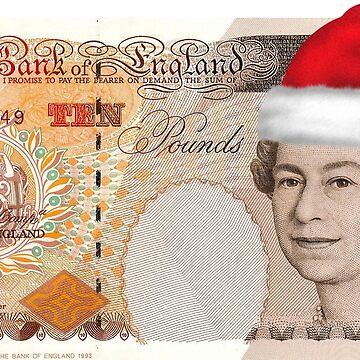£ 5 Nota - ¡Feliz Navidad! de AKindChap