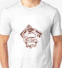 Cuban Cars No.3 Unisex T-Shirt