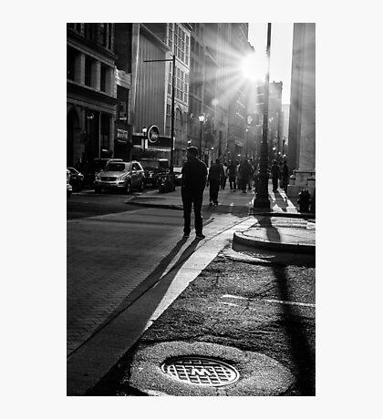 Philadelphia Street Photography - 0943 Photographic Print