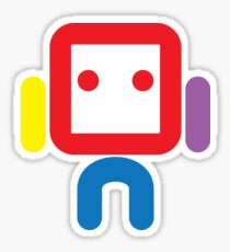 Nudle logo, Watch Dogs 2 Sticker