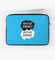 Natalie Dormer (The Fault in Our Stars) Laptop Sleeve