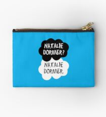 Natalie Dormer (The Fault in Our Stars) Studio Pouch