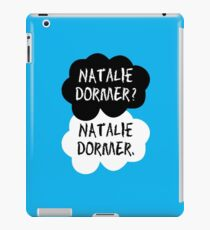 Natalie Dormer (The Fault in Our Stars) iPad Case/Skin
