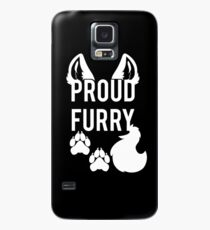 PROUD FURRY Case/Skin for Samsung Galaxy