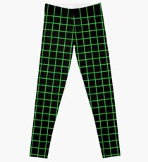"""a"" Matrix Leggings"
