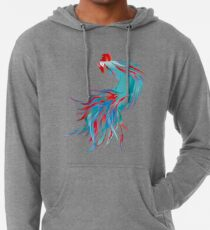 Blue  Rooster Lightweight Hoodie