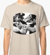 Terence Hill & Bud Spencer - Italian actors (policemen version) Classic T-Shirt