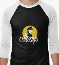 Kate Beckett - Always Men's Baseball ¾ T-Shirt