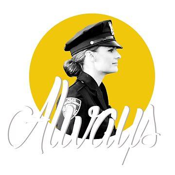 Kate Beckett - Always by noirph